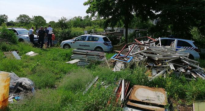 Megerősített járőrözést tartanak a polgárőrök Dorog határában