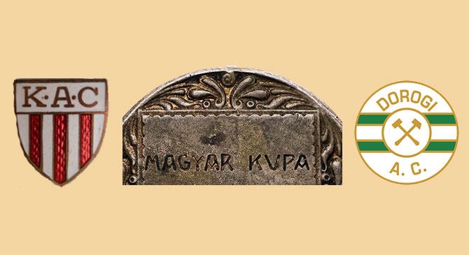 75. éve történt: Magyar Kupa elődöntőt játszott a Dorog Mátyás király szülővárosában