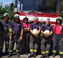 Kitüntették a sárisápi önkéntes tűzoltókat