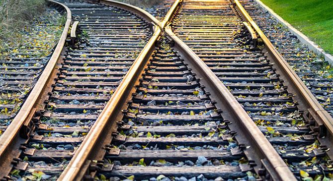 Tűzeset miatt késnek a vonatok