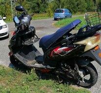 Cserbenhagyásos baleset történt a 117-es úton
