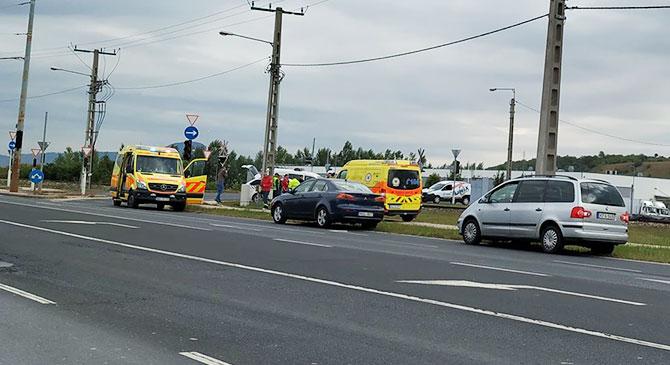Halálos baleset történt Nyergesújfaluban