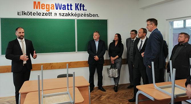 Pályaorientációs napot tartottak Esztergomban