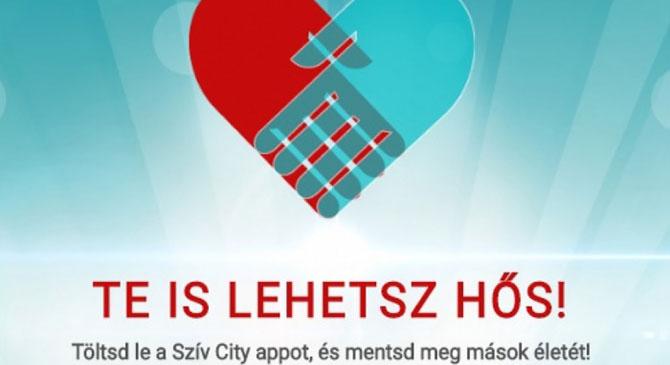Életet mentettek a polgárőrök a SzívCity alkalmazásnak köszönhetően