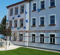 Átadták a felújított Zrínyi iskolát