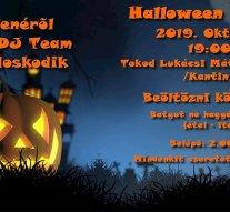 Halloween Party Tokodon