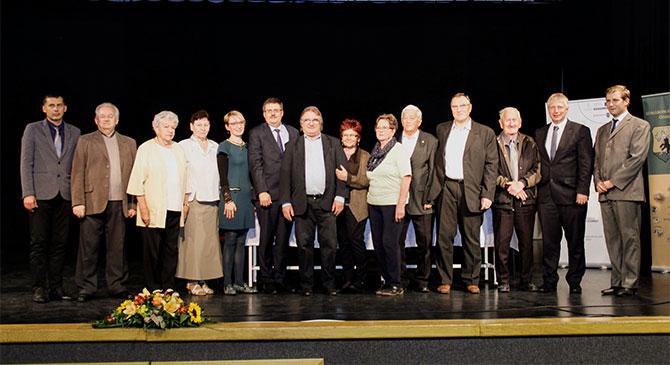Megyei Idősügyi Tanács alakult a nyugdíjas megyenapon