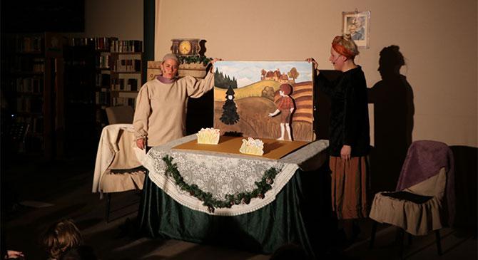 A régi karácsonyok hangulatát idézték meg Esztergomban