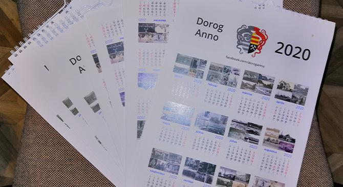 Megjelent a 2020-as Dorog Anno naptár!