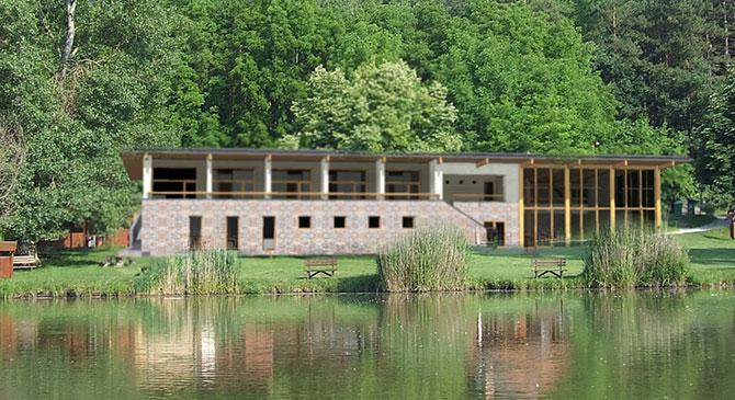 Látogatóközpontot építenek a Búbánat-völgyben