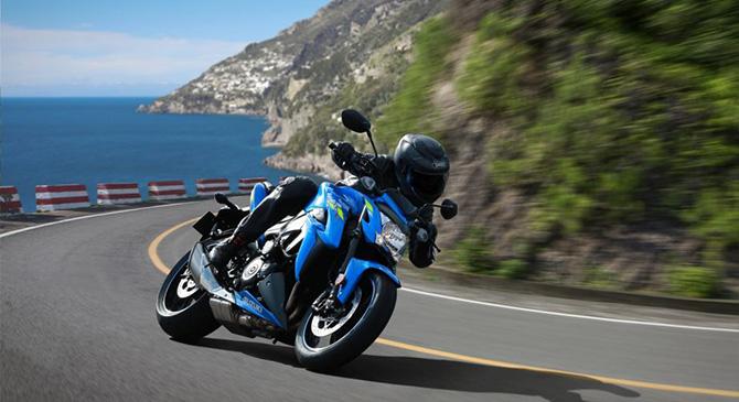 A Suzuki két keréken is erősen teljesített tavaly