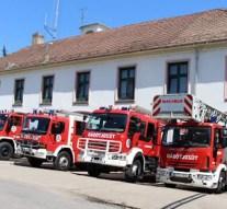 Esztergom tűzvédelmének története