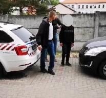 Rongáló fiatalokat fogtak el a dorogi rendőrök