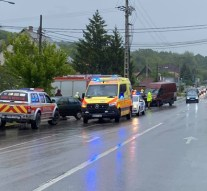Piliscsabai balesethez vonultak az esztergomi tűzoltók