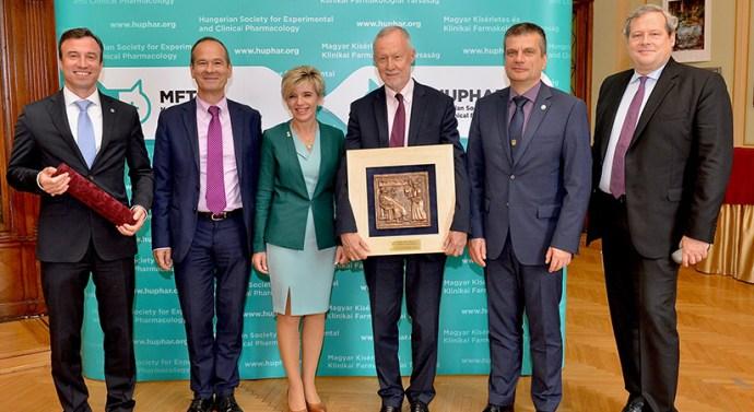 Magyar fejlesztésű originális antipszichotikum lett Az Év Gyógyszere
