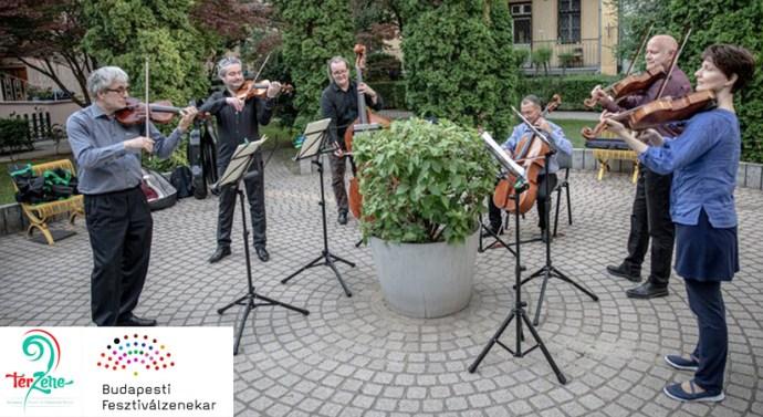 Ingyenes koncerteket ad a Fesztiválzenekar Esztergomban