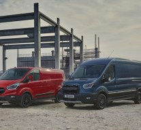 Ford Transit Trail és Active – terepen, Transittal
