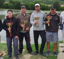 Horgászversenyt rendeztek Sárisápon