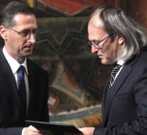 Szent István-díjat adtak át Esztergomban