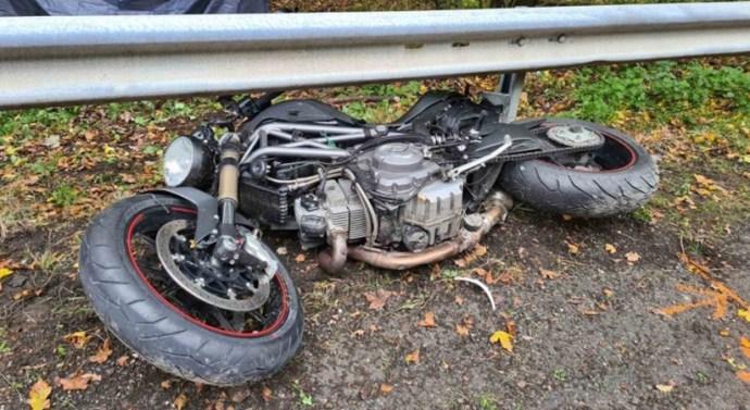 Meghalt egy motoros Pilisszentkeresztnél