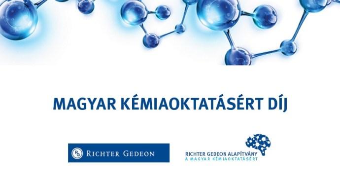 21. alkalommal adták át a Magyar Kémiaoktatásért díjakat