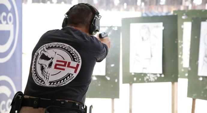 24 órás lőbajnokságot rendeztek Esztergomban