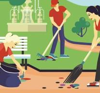 Játszóterek kitakarítására hívják a dorogi lakosokat