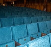Megújult a dorogi művelődési ház színházterme