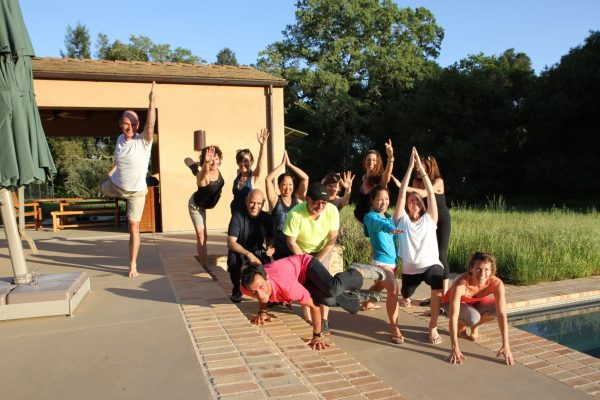 300 Hour Vinyasa Teacher with Doron