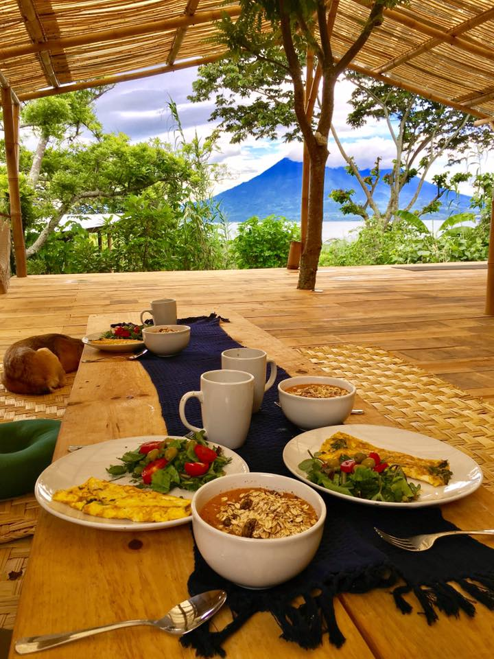 Nutritious home cooked meals using the best locally sourced organic ingredients- Health retreat - Detox and yoga rejuvenation retreat -healthy and delicious meals