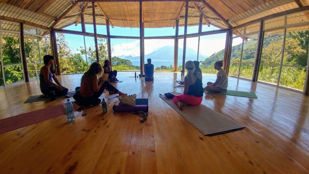 Yoga Retreats and Workshops - yoga Shala - yoga Lake Atitlan
