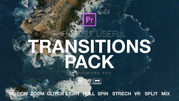 انتقالات بريمير حزمة الانتقالات الاكثر فائدة للادوبي بريمير The Most Useful Transitions Pack for Premiere Pro 27730212 Free