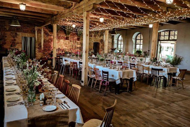 Stodoły na wesele, stodoła weselne, Osada Młyńska