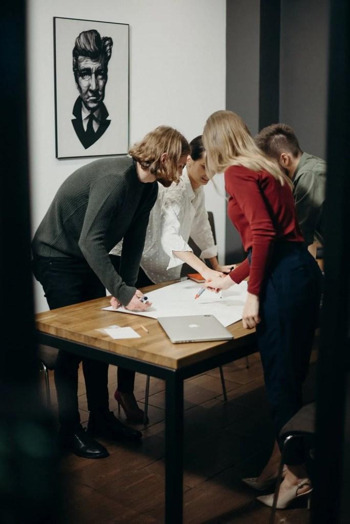 Współpraca biznesowa, branża ślubna, Wedding Planner Krakow, Konsultant ślubny Kraków, Team Work, Praca Zespołowa, Razem można więcej