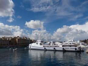 Three Cities, Yachting Harbor
