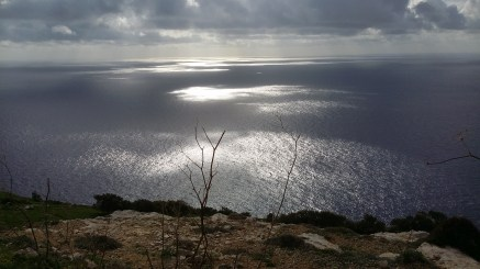 Weather at Dingli Cliffs, Malta