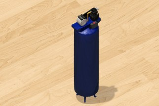 A tool I modeled in 3D Studio Max for Mecaer Aviation Group.