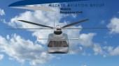 Back of the design I created for Mecaer Aviation Group.