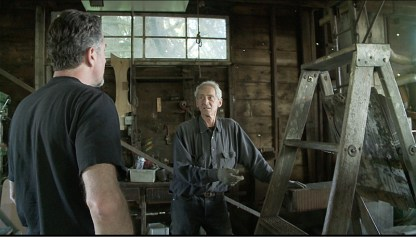 Tony & Ted talking in shop-screenshot