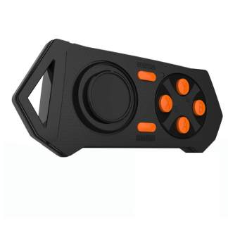 Smart Wireless Orange Gamepad Control Controller for Philips Android Televisions (TVs)