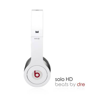 beats by dr. dre solo HD On-Ear Headphones & ControlTalk for iPhone, iPod & iPad
