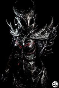 Daedric Armor By Cosportraits