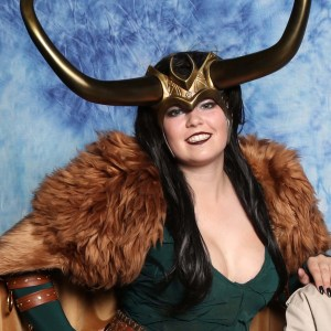 lady loki by photobooth