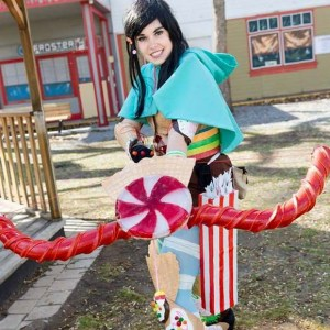 vanellope by david ngo