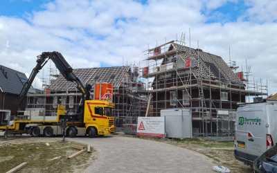 8 woningen Bodegraven