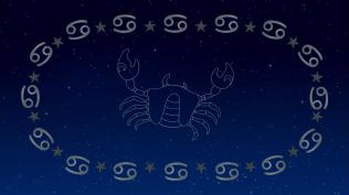 ♋ Cancer, the Crab