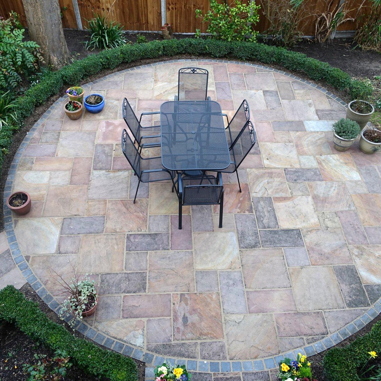 patios paving ferndown patio