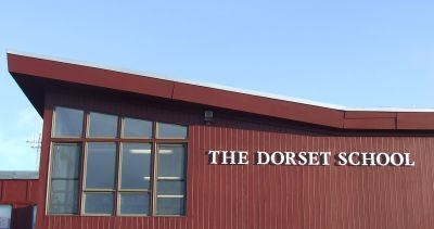 THE DORSET SCHOOL EXHIBITS AT DORSET LIBRARY IN DECEMBER