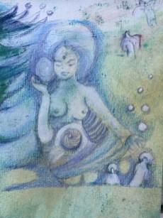 Monotopi 3 – Moon lady (solgt)