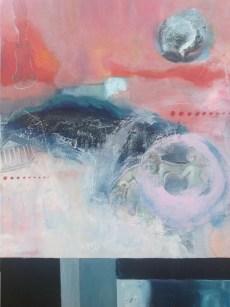 Dorthe Vedel Kunst Pink Dream